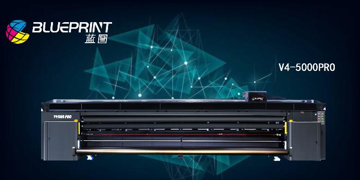 UV卷材打印机软膜灯箱打印-【蓝图数码】