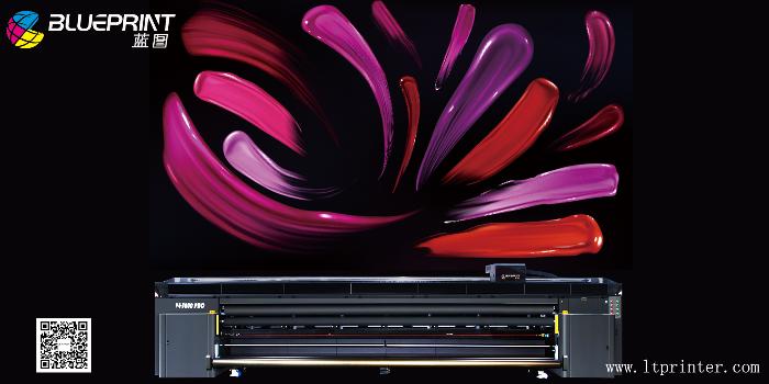 【蓝图 BLUEPRINT】2020新款磁悬浮卷材UV机- - -V4-5000 PRO