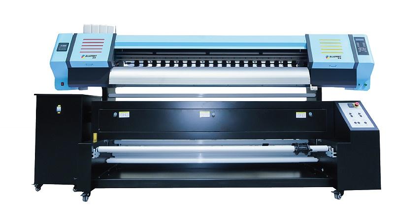 蓝图热升华打印机