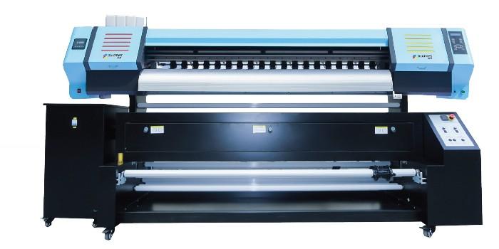 热升华条幅打印机,小机器,大功能!--【蓝图uv机】