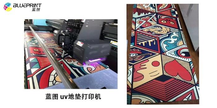 蓝图uv卷板一体打印机