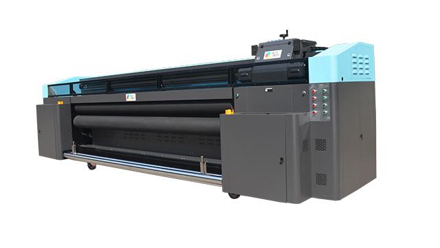 四胶辊重型卷材UV机V4