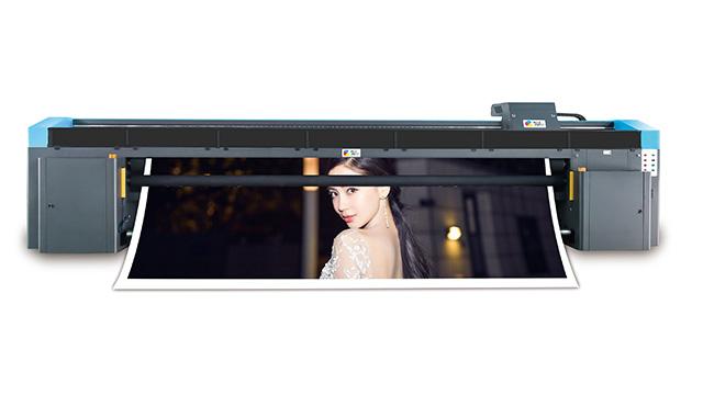 四胶辊重型卷材UV机V4-5米