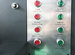自动化集成控制板