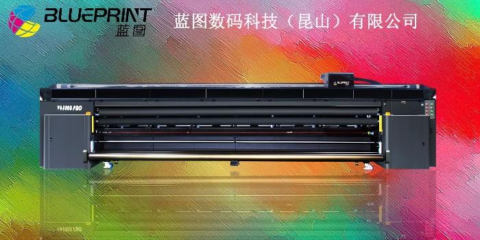 蓝图5米uv打印机