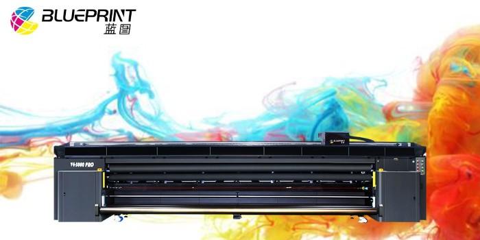 买5米uv卷材打印机,选蓝图数码