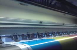 LED打印平台照明