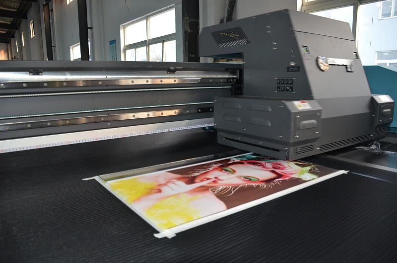 蓝图数码uv打印机