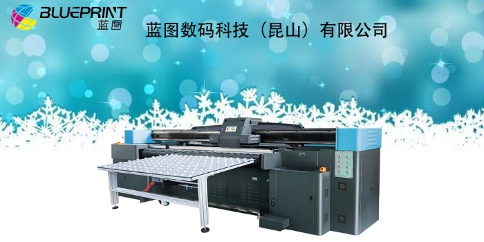 UV卷板一体打印机-厂家直销-国内专车配送【蓝图数码】