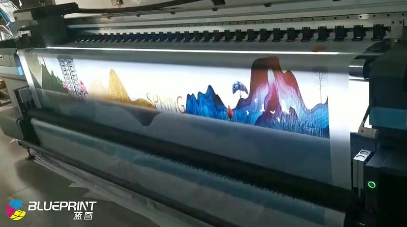 墙纸壁画打印机